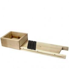 Szatkownica szufladkowa duża 67cm 3 ostrza *0049