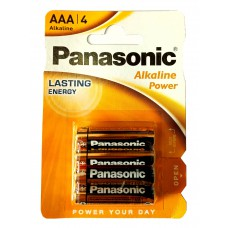 Bateria alkaliczne Panasonic LR6/AA