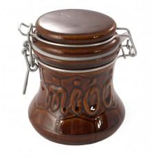 Pojemnik ceramiczny hermetyczny 0,3l do miodu