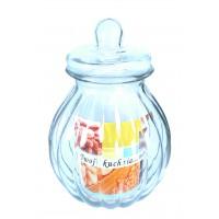 Słój 3,6L pokrywka szklana