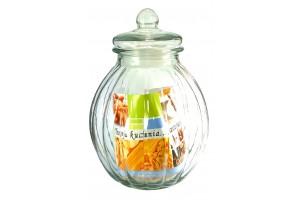 Słój 5,3L pokrywka szklana