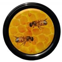 Wieczko fi 82 pszczoła wzór 11 - 50 szt.