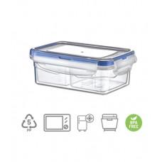 Pojemnik na żywność SAVER BOX dzielony 0,4l *0858