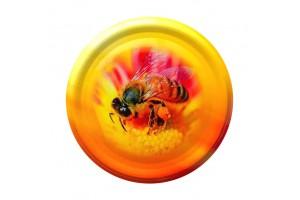 Wieczko fi 82 pszczoła wzór 15 - 750 szt.