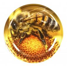 Wieczko fi 82 pszczoła wzór 32 - 10 szt.