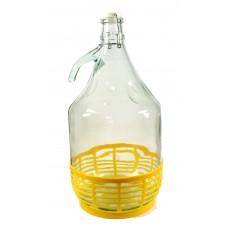 Balon do wina 5 L na zamknięcie mechaniczne